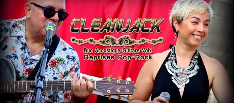 Duo Acoustique Guitare Voix Cleanjack