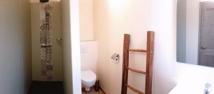 Salle d'eau chambre Collioure