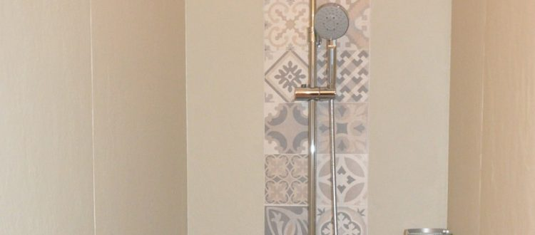 Douche italienne chambre Collioure