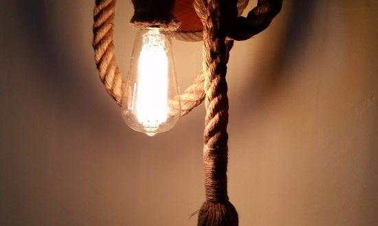 Détail éclairage chambre Muscat