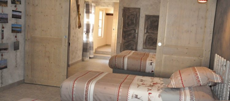 Chambre familiale la Canigou