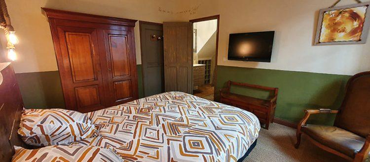 Location chambre d'hôte chambre muscat soirée