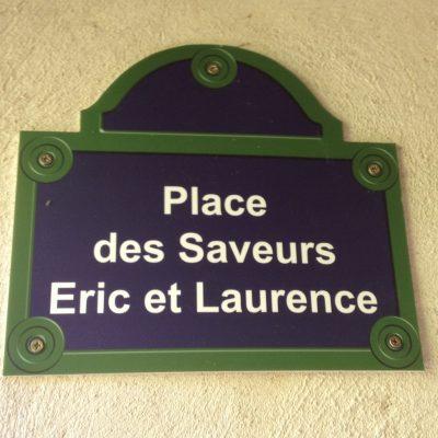 Place des saveurs Eric et Laurence