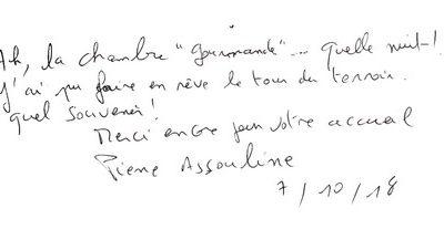 Pierre Assouline avis d'auteur