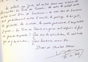 Commentaire Didier DECOIN