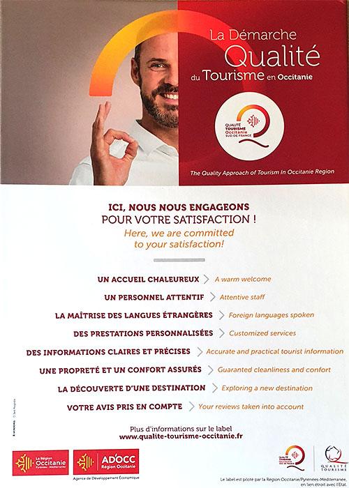 Tourisme Tour du Terroir démarche qualité Occitanie Perpignan 66